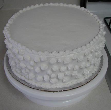 Stiff Cake Decorating Frosting Recipe : Cakes by Arthemise