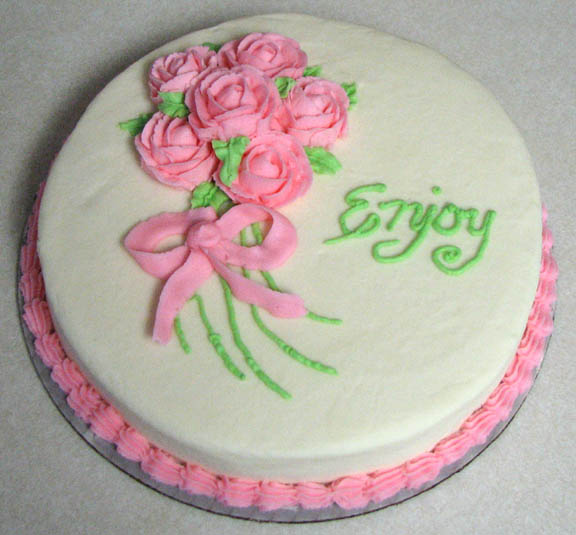 Cake Decoration With Icing : Cake Recipe: Wilton Cake Decorating Buttercream Icing Recipe